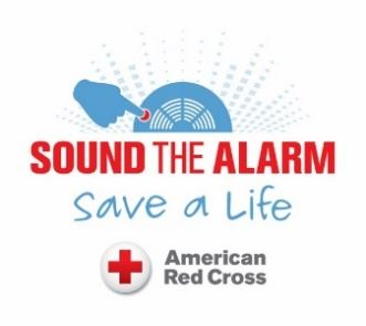 Red Cross Sound the Alarm - Save a Life Image